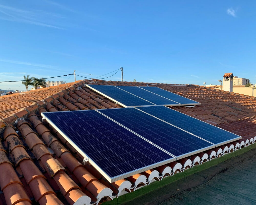 paneles solares gandia